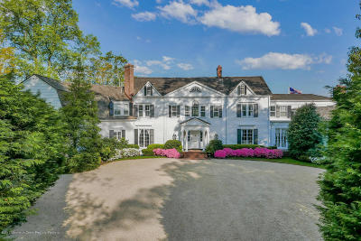 Rumson Single Family Home For Sale