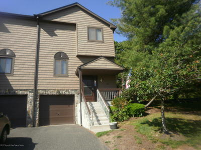 Neptune City, Neptune Township Condo/Townhouse Under Contract: 408 Alpine Trail