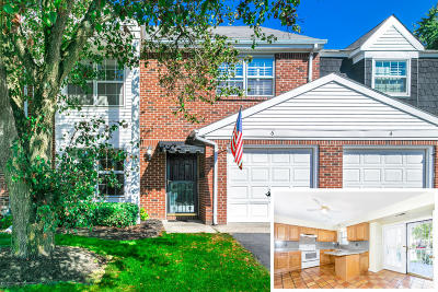Spring Lake Condo/Townhouse For Sale: 6 Magnolia Court