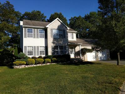 Howell Single Family Home For Sale: 11 Edie Lane