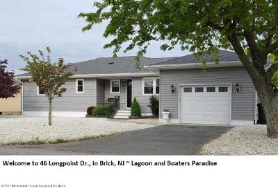 Brick Single Family Home For Sale: 46 Longpoint Drive