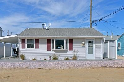 Seaside Heights Single Family Home Under Contract: 110 Albacore Drive