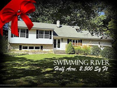 Tinton Falls Single Family Home For Sale: 79 Glenwood Drive