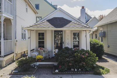 Ocean Grove Single Family Home Under Contract: 66.5 Webb