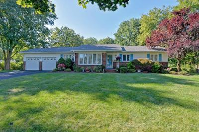 Freehold Single Family Home Under Contract: 41 Kings Way