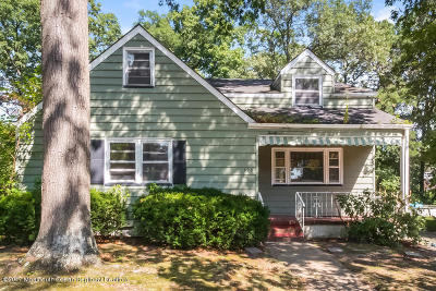 Neptune Township Single Family Home For Sale: 325 Riverside Drive