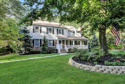 Middletown Single Family Home For Sale: 861 Church Lane