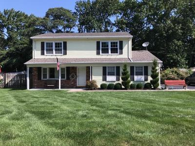 Middletown Single Family Home Under Contract: 111 Hamilton Avenue