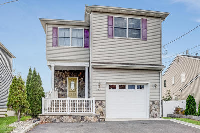 Long Branch Single Family Home For Sale: 420 Exchange Place