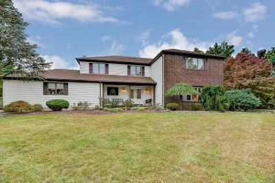 Holmdel Single Family Home Under Contract: 16 Dearborn Drive