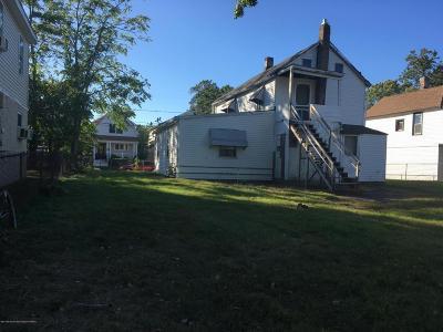 Asbury Park Single Family Home For Sale: 28 Borden Avenue