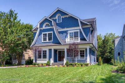 Sea Girt Single Family Home For Sale: 509 Crescent Parkway