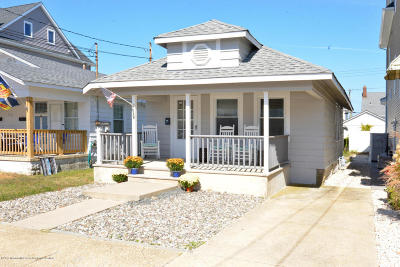 Belmar Single Family Home Under Contract: 112 14th Avenue