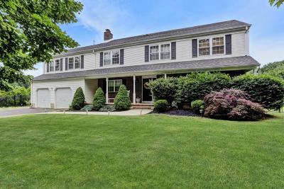 Middletown Single Family Home For Sale: 11 Burdge Drive