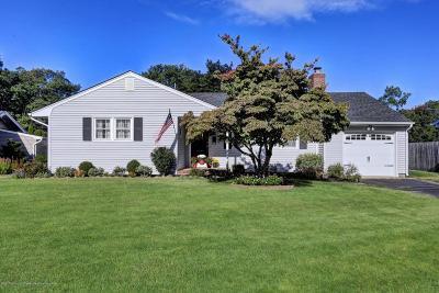 Point Pleasant Single Family Home For Sale: 609 Hillside Avenue