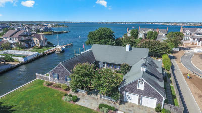 Bay Head Single Family Home For Sale: 854 Clayton Avenue