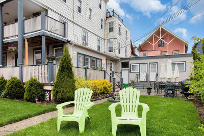 Ocean Grove Multi Family Home For Sale: 27 Webb Avenue