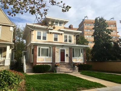 Asbury Park Rental For Rent: 1406 Park Avenue