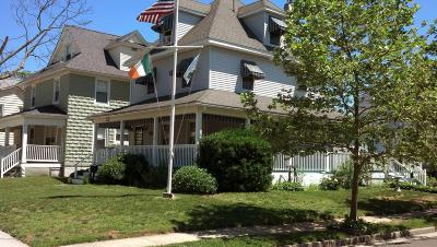 Bradley Beach Rental For Rent: 319 McCabe Avenue