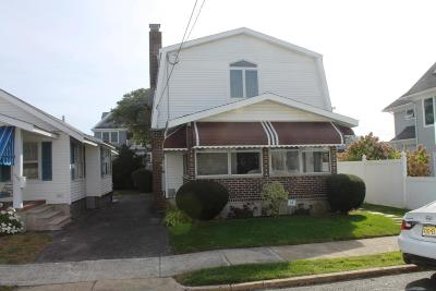 Belmar Single Family Home For Sale: 1910 Snyder Avenue