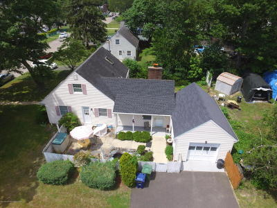 Neptune Township Single Family Home Under Contract: 209 Maple Avenue