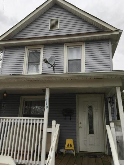 Neptune City, Neptune Township Single Family Home For Sale: 1619 Sewall Avenue