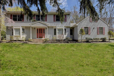 Freehold Single Family Home For Sale: 115 Georgia Road