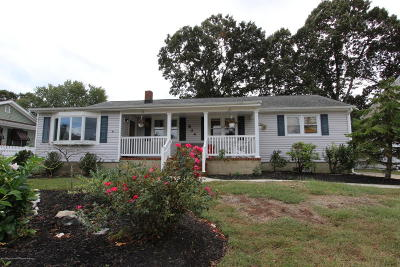 Point Pleasant Single Family Home Under Contract: 804 South Street