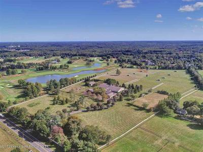 Monmouth County Farm For Sale: 232 Route 537