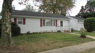 Point Pleasant Beach Single Family Home For Sale: 1000 St Louis Avenue