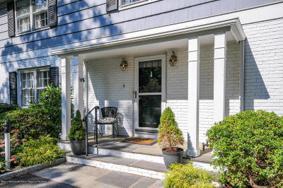 Rumson Single Family Home For Sale: 1 N Rohallion Drive