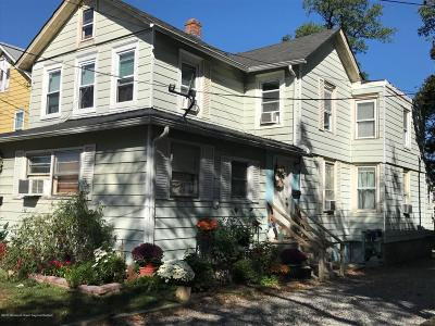 Red Bank Multi Family Home For Sale: 208 Drs James Parker Boulevard