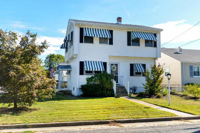 Single Family Home For Sale: 1808 Central Avenue