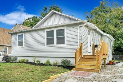 Neptune City Single Family Home For Sale: 110 Neptune Avenue