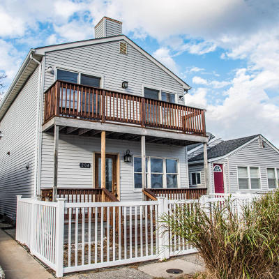 Seaside Heights Single Family Home For Sale: 204 Porter Avenue