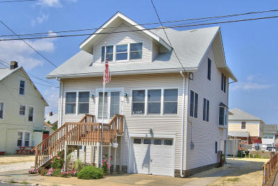 Seaside Park Multi Family Home For Sale: 30 Island Avenue