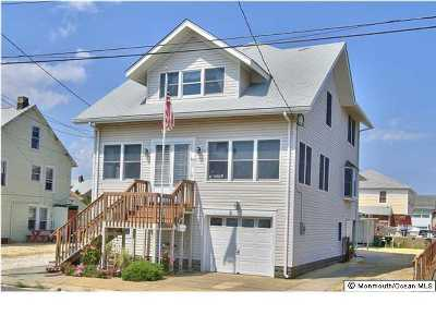 Seaside Park Single Family Home For Sale: 30 Island Avenue