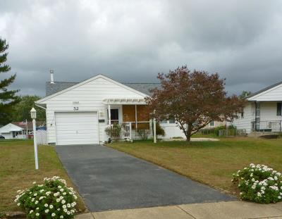 Toms River Adult Community For Sale: 52 Coral Bell Holw Hollow