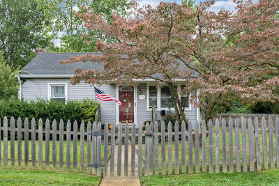 Middletown Single Family Home Under Contract: 272 E End Avenue