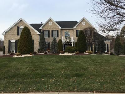 Freehold Single Family Home For Sale: 1 Country View Drive