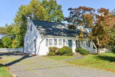 Sea Girt Single Family Home For Sale: 2147 Terrace Place