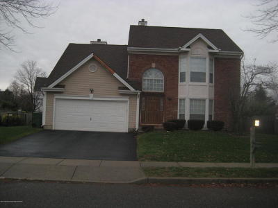 Tinton Falls Single Family Home For Sale: 27 Society Hill Way