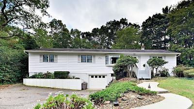Brielle Single Family Home For Sale: 704 Old Bridge Road