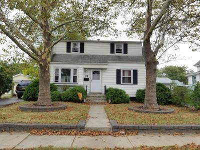 Hazlet Single Family Home For Sale: 49 8th Street