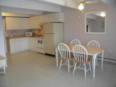 Seaside Park Condo/Townhouse For Sale: 1810 Boulevard #A4