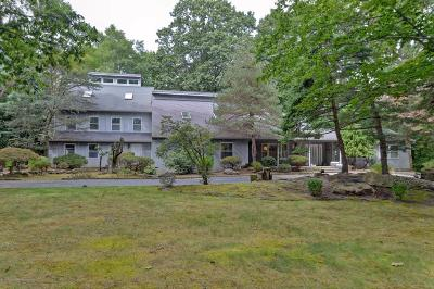 Single Family Home For Sale: 191 Beacon Hill Road