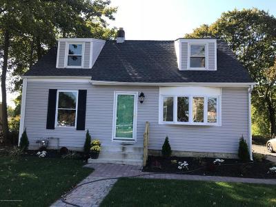 Neptune City, Neptune Township Single Family Home For Sale: 3614 Route 33