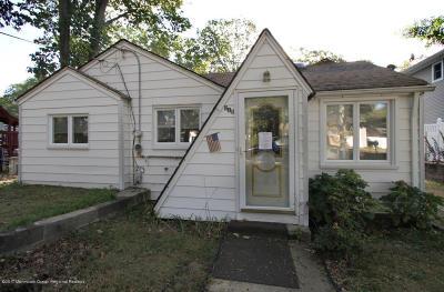 Eatontown Single Family Home For Sale: 212 Paul Avenue