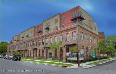 Asbury Park Condo/Townhouse For Sale: 1001 2nd Avenue #208