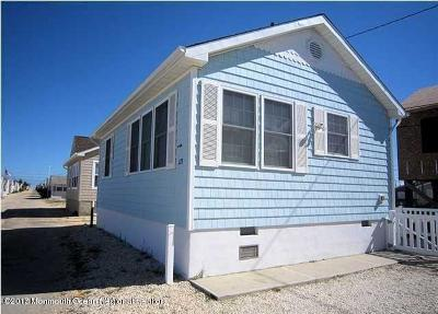 Lavallette Single Family Home For Sale: 123 W Swordfish Way